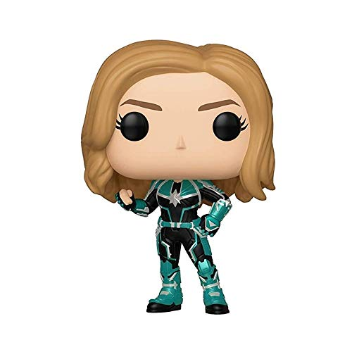 Pop! Captain Marvel - Figura de Vinilo Vers