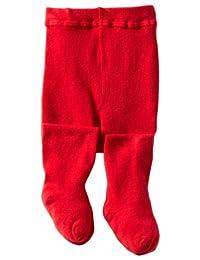 Jefferies Socks baby-girls Baby Seamless Organic Cotton Tights