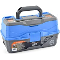 South Bend Ready2Fish 136 Pieces Tackle Box