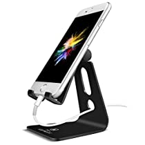 Lamicall Adjustable Phone Stand For Desk
