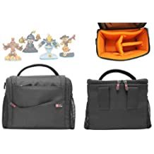 DURAGADGET Deluxe Storage Bag / Carrying Backpack For Skylanders Figures