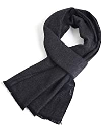 Men Cashmere Scarf Silky/Warm - Cotton Scarves for Winter