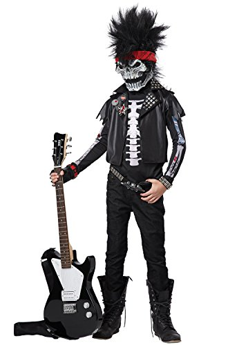 Zombie+Costumes Products : California Costumes Dead Man Rockin Child Costume