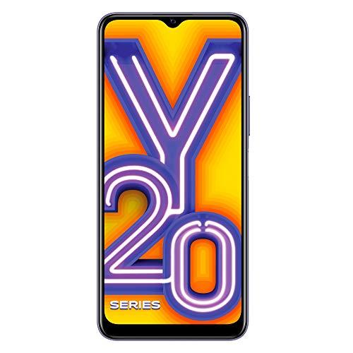 Vivo Y20 (Dawn White, 4GB RAM, 64GB Storage) without Offer