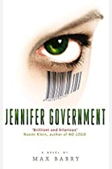 Jennifer Government by Max Barry (5-Feb-2004) Paperback Paperback