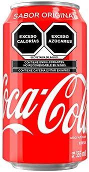 Coca-Cola Original, Paquete de 12 - 355 ml/lata