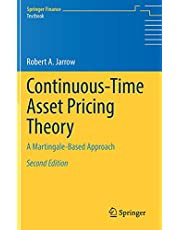 Continuous-Time Asset Pricing Theory: A Martingale-Based Approach