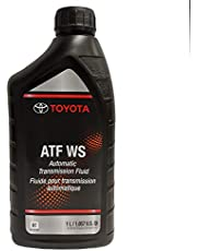 Toyota ATF WS Automatic Transmission Fluid 6 Pack (6 liters)