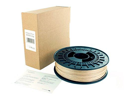 BQ F000063 Wood – Filamento para impresión 3D