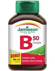 Jamieson Vitamin B50 90+30 Caplets
