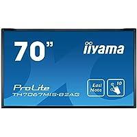 iiyama ProLite TH7067MIS-B2AG 69.5 1920 x 1080pixels Multi-touch Black touch screen monitor