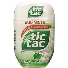Tic Tac Fresh Mint Bottle 3.4oz - Pack of 4