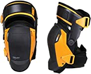 ToughBuilt - Gelfit Thigh Support Stabilization Knee Pads - Ergonomic Fit - (TB-KP-G3)