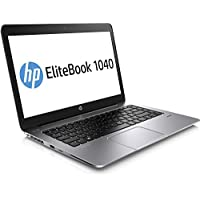 HP EliteBook Folio J8U50UT#ABA 14-Inch Laptop (Silver)
