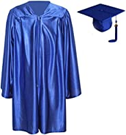 AYCQ 2020 Boys& Girls Preschool and Kindergarten Graduation Suit Cap and Gown, Tassel and Year C