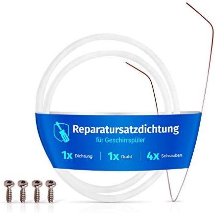 Dichtung Pumpentopf 182mm Spülmaschine E15 für Bosch Siemens Constructa 12005744