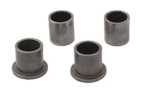 4 Upper & Lower Bushings Bronze for CLUB CAR DS Spindle 1979+ Up GOLF CART Replace Part Number: # 8067 #7048 (Upper Spindle)