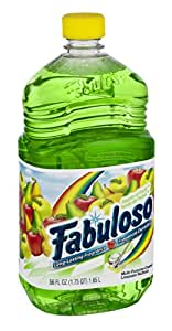 Fabuloso Passion of Fruits Multi-Purpose Cleaner 56 OZ (Pack of 6)