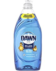 Dawn Ultra Dish Washing Liquid, Original Scent - 21.6 oz x 3 Pack - Total 64.80 Fl oz
