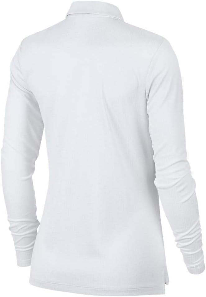 Nike Dry - Polo de Golf de Manga Larga para Mujer (Talla XL ...