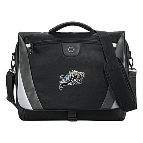 Navy Slope Black//Grey Compu Messenger Bag Navy Mascot