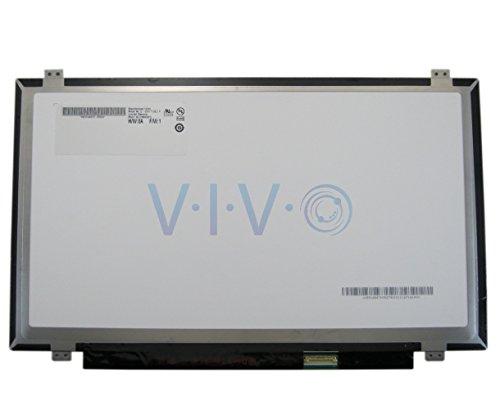 N140BGE-EB3 New Replacement 14.0 LED LCD Screen WXGA HD Laptop Glossy Display 30 pin eDP Ultra Slim (or compatible)