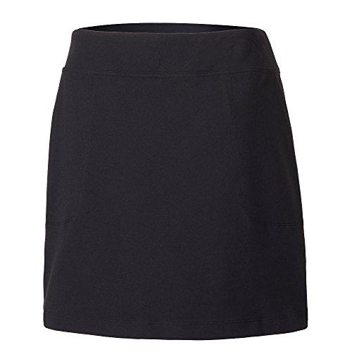 FootJoy Womens Performance Knit Skort Black (Footjoy Performance Rain Shirt)