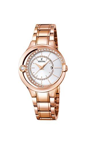 Festina Klassik F16949/1 Wristwatch for women With Zircons