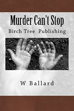 book cover of Murder Can\'t Stop
