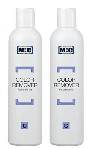 Meister Coiffeur Color Remover C 2 x 250 ml Farbentferner von M:C