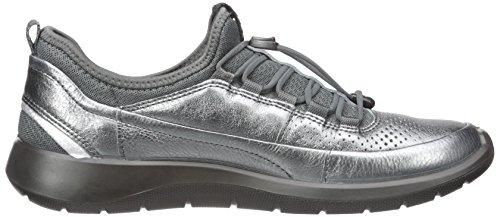 Ecco Damen Soft 5 Sneakers Dark Shadow / Dark Shadow