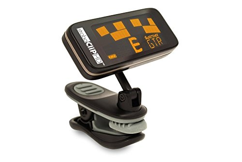 - Peterson Strobo HD Clip - On Tuner for Pedal Steel, Lap Steel and Electric Guitar