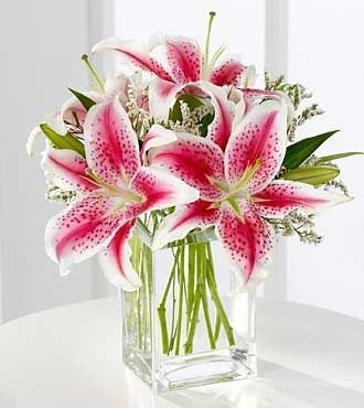 Enchanting Stargazer Lilies by Allen's Flowers & Plants - Fresh Flowers Hand Delivered - San Diego County