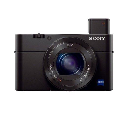 Sony Cyber-Shot 20.1 Megapixel Black Digital Camera