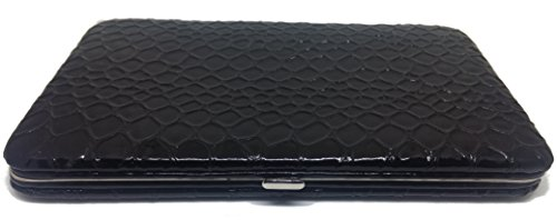 Textured Clutch Wallet - 4