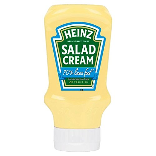 Heinz Top Down Light Ensalada Crema 435g 70% menos grasa