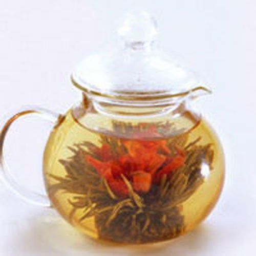Glass Teapot Teahouse 1 Count