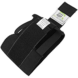 BeActive Knee Brace: Helps Relieve Lower Back Pain and Pain from Sciatica, One Size Fits All