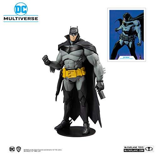 🥇 McFarlane Toys DC Multiverse Batman: White Knight #1