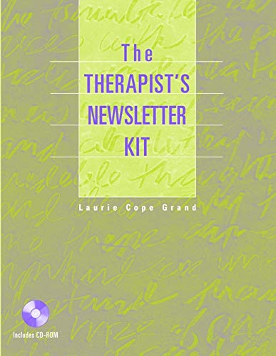 The Therapists Newsletter Kit: Amazon.es: Laurie Cope Grand: Libros en idiomas extranjeros