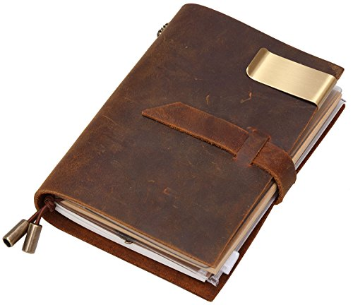 Notebook Refillable Personalized Travelers N04 product image