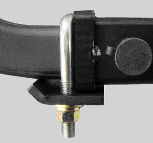StowAway Hitch Tightener, Anti-Rattle Stabilizer for 2 Inch and 1.25 Inch Hitches by StowAway Cargo Carriers (Image #3)