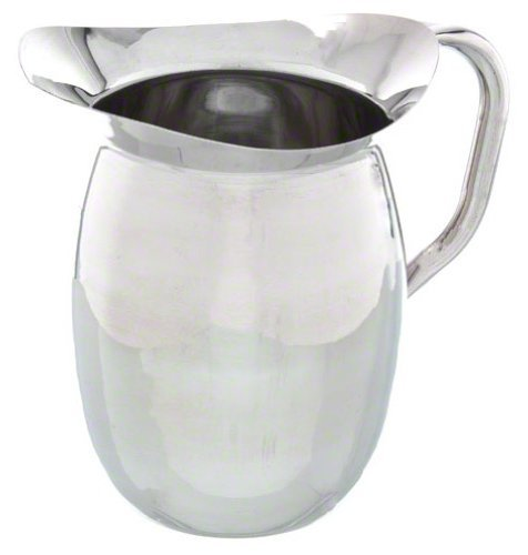 (3 Qt. Stainless Steel Bell Pitcher)