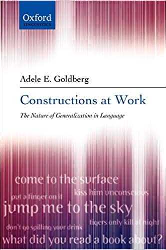 Amazon com: Constructions at Work: The Nature of