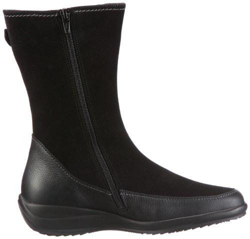 Ganter Hedy, Weite H 2-205352-01000 - Botas para mujer Negro