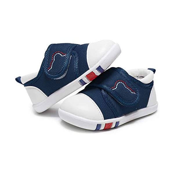 HLMBB Baby Shoes Sneakers for Infant Toddler Girls Boys Kids Babies 6 9 12 18 Months...