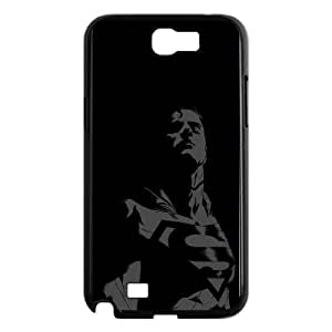 Samsung Galaxy N2 7100 Cell Phone Case Black_ae91 superman looking down on us minimal (1) Qgfnz