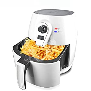 U-Drive Auto 1400W 4.2L Non-Stick Low Fat Cook Deep Fryer Hot Skinny Health Food Air Fryer Deep Dryer