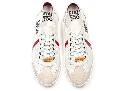 Fiat , Chaussures à lacets et coupe classique homme