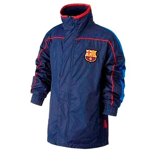 d2f6b7ca170c F.C Barcelona Junior Waterproof Jacket
